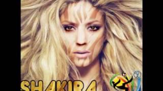 Shakira - waka waka CON LETRA EN ESPAÑOL