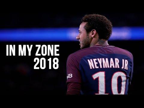 Neymar Jr - In My Zone - Skills & Goals 2017/18 HD