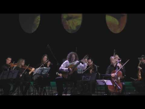 Anna Drubich – Night Song, performed by Dimitri Illarionov & Co