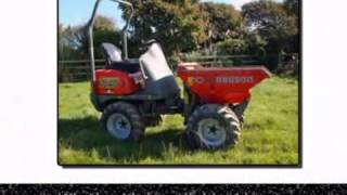 Plant & Machinery Hire – Acland Plant Hire