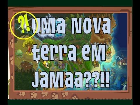 TEORIA DE JAMAA: UMA NOVA TERRA NO ANIMAL JAM??!!