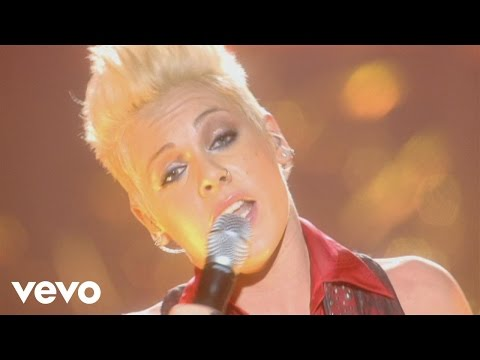 P!nk - There You Go (from Live from Wembley Arena, London, England)