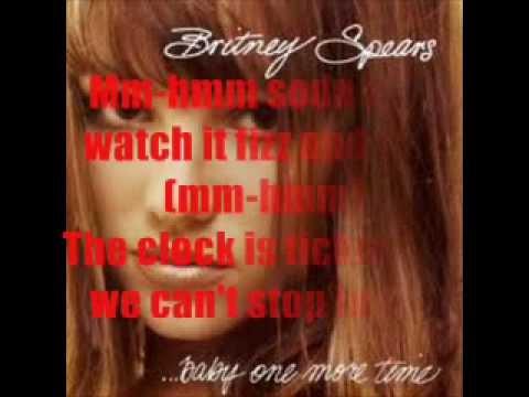 Britney Spears Soda Pop with Lyrics by Jr - YouTube