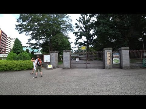 "Access to ""Shinjuku Gyoen""(From Shinjuku Station Southeast Entrance)"