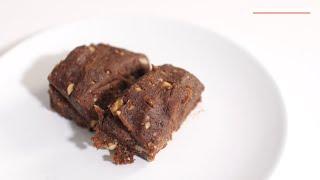 Nos recettes pour un été sain et diététique (3/3) : le brownie aux fruits secs
