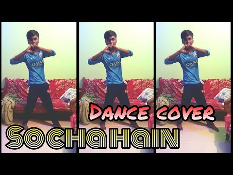 Socha hain | Dance Cover | Badshaho | By Ratul | S & D official
