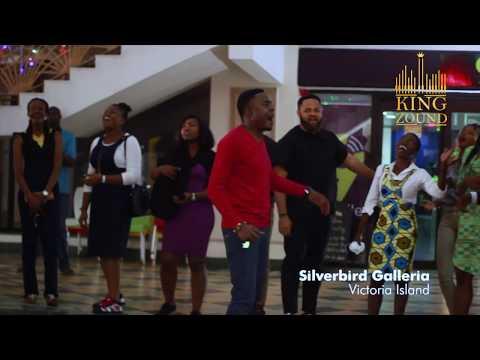 Lagos Flashmob 2017 (First Singing Flashmob in Nigeria)