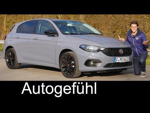 Fiat Tipo FULL REVIEW Hatch 5 Trer EtorQ Fiat Aegea gea Dodge Neon Autogefhl