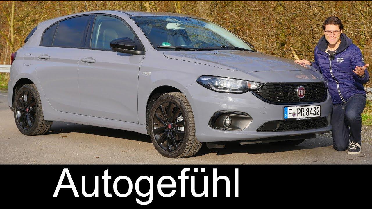 Fiat Tipo FULL REVIEW Hatch 5-Türer EtorQ - Fiat Aegea (Ægea) / Dodge Neon - Autogefühl - Dauer: 31 Minuten