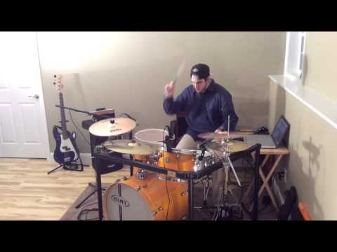 Garands - Young the Giant Drum Cover