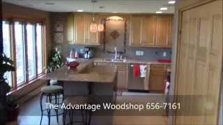 Advantage Woodshop - Kitchen Cabinets