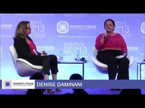 Women s Forum Brazil 2013 - Mais Mulheres nos Conselhos e em Cargos Executivos