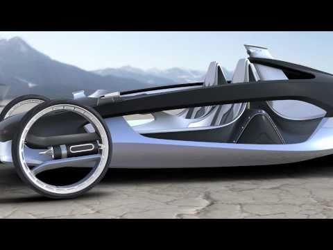 LA Auto Show 2010 Design Challenge - Volvo Air Motion