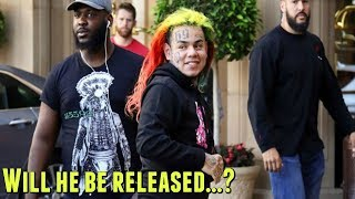 Has Tekashi 69 Snitched His Way Out Of Prison TIme..?