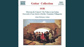 Morceau de concert, Op. 54: I. Introduction: Andante largo - Theme and Variations