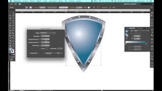 Como hacer un escudo en Adobe Illustrator