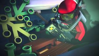 LEGO City - Mini Movie: Explore the Secrets of the Ocean Mini Movie (3D)