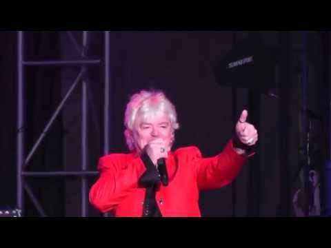 Air Supply  Every Woman In The World  at the PNE Summer Concert Vancouver BC August 2014