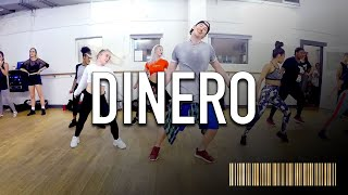 DINERO by Jennifer Lopez ft DJ Khaled, Cardi B | Commercial Dance CHOREOGRAPHY