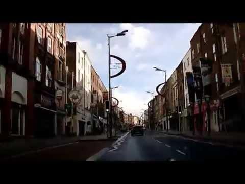 Drive through Limerick