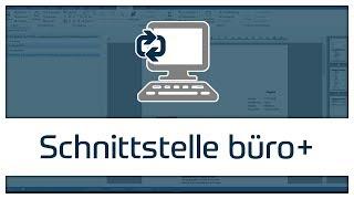 Schnittstelle zu büro+ | TopKontor Handwerk