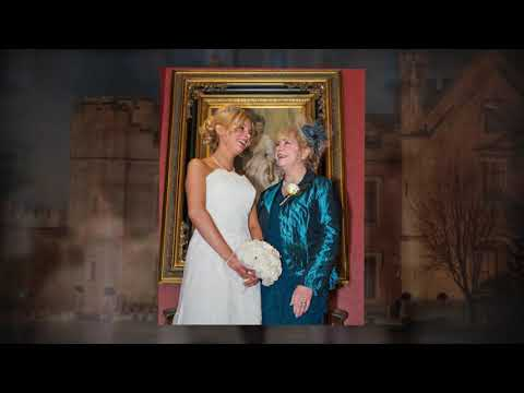Wedding photography Rowton Castle Shropshire