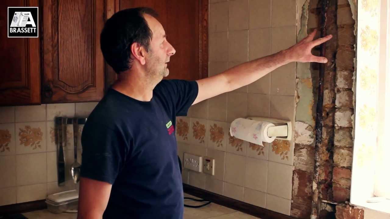 Plumbing Repairs Leaking Pipe Through Wall Sidcup