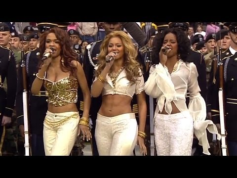 Destiny's Child - Live at NFL Thanksgiving Halftime Show (2004) HD