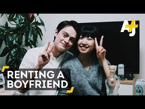 Single In China? Rent A Fake Boyfriend