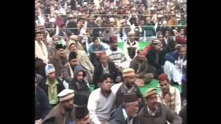 (Hindi) Guest State Minister at Jalsa Qadian 2010