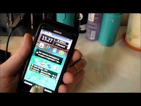 Nokia E7 что можно подключить