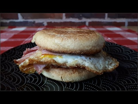 muffin-œuf/jambon-blanc-(prêt-en-moins-de-10-min)-🇺🇸-#106