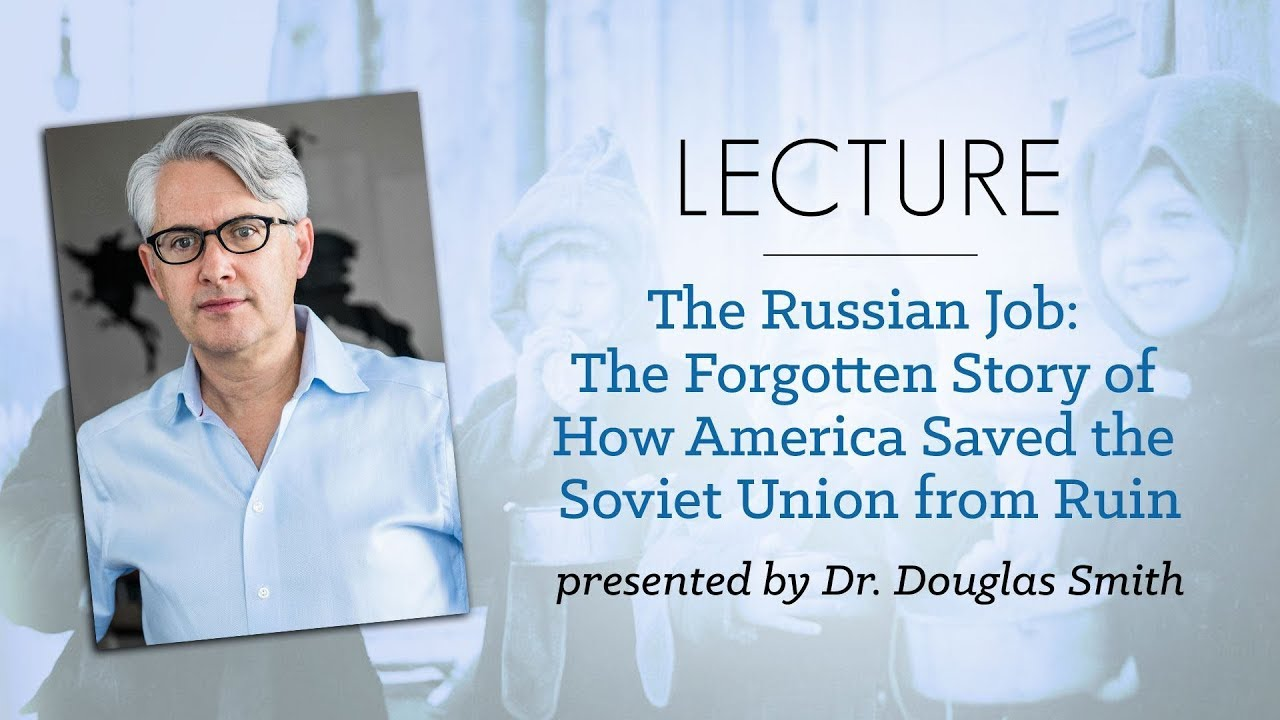 Download The Russian Job: The Forgotten Story of How the United States Saved the Soviet Union from Ruin
