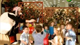 видео аниматоры в Москве на детский праздник