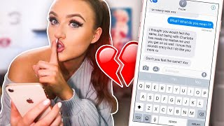 Boyfriend Flirts With My Little Sister In Front Of Me! *prank*