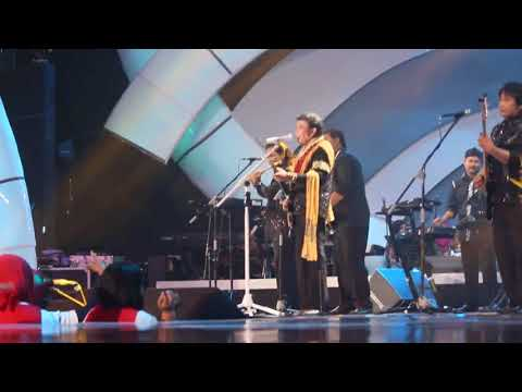 LIVE INDOSIAR LAGU LEMBUR KURING RHOMA IRAMA 16 Sept 2017