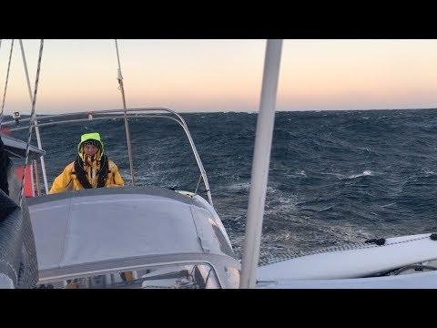 Yachtüberführung Trimaran Yacht Delivery: Flensburg - Las Palmas, Autumn 2017