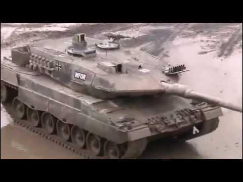 Deutsche Panzer: Der Leopard (Aktionsfilm)