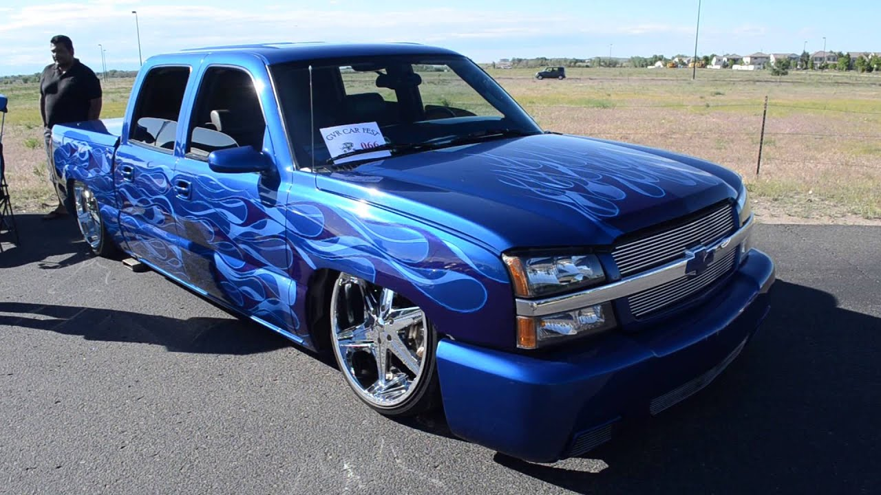 Extreme Paint Jobs On Cars
