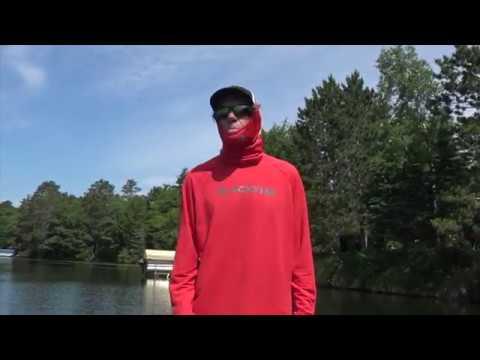 Angler Long Sleeve Shirt and Hoodie by Blackfish