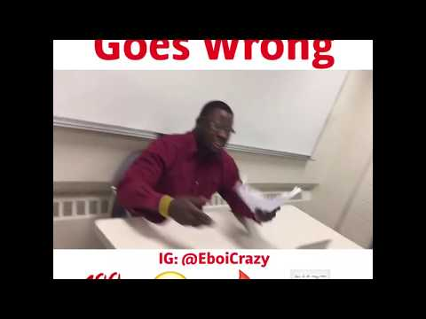 When Being LATE For Class GOES WRONG ( No Flocking Remix )