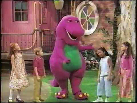 Barney's Best Manners - Preschool Classroom Resource