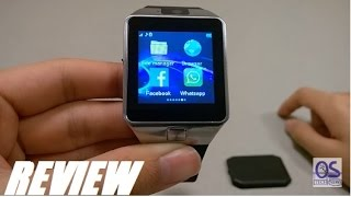 REVIEW: DZ09 - $15 Bluetooth SmartWatch Phone?!