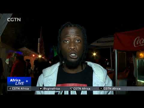 Famous arts festival winds up in Harare,Zimbabwe