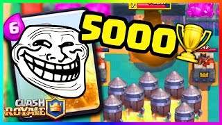 Clash Royale - Rush 5
