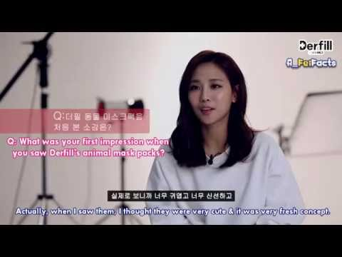 [ENG SUB] Derfill miss A Fei interview