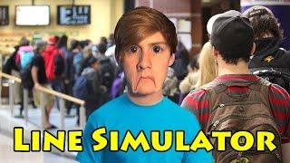 Yay Murder! | Line Simulator