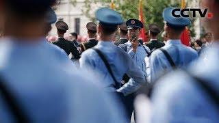 [北京 我们准备好了——阅兵训练场的故事] 文职人员方队首次亮相阅兵 | CCTV