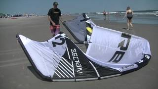 Core Section 12m LW Kite Review
