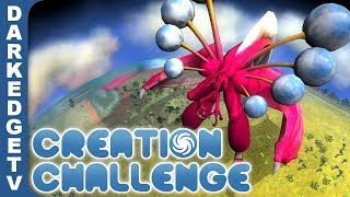 Spore Creation Challenge - Biggest Functional(ish) Creature